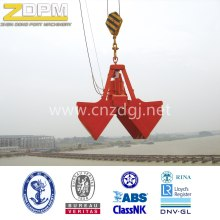 Electric Rope Clamshell Offshore /Shipyard/ Sea Grab