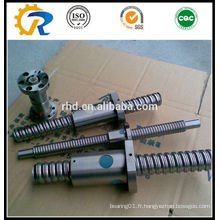 Vis à billes THK TBI SFU2505 pour machine CNC