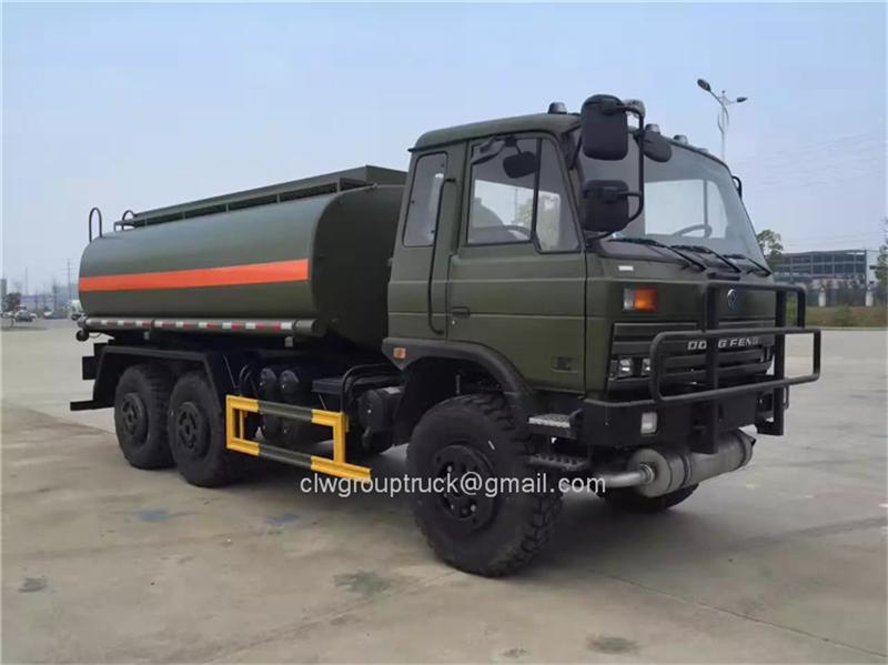Fuel Tank Truck 5