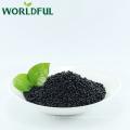 ácido húmico preto worldful brilhante + adubo granular aminoácido com NPK 12-3-3