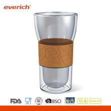 OEM aceita copo de copo de café personalizado ecologicamente correto