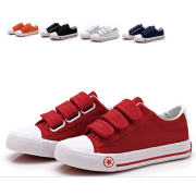 Kid Winter Cotton Canvas Shoes