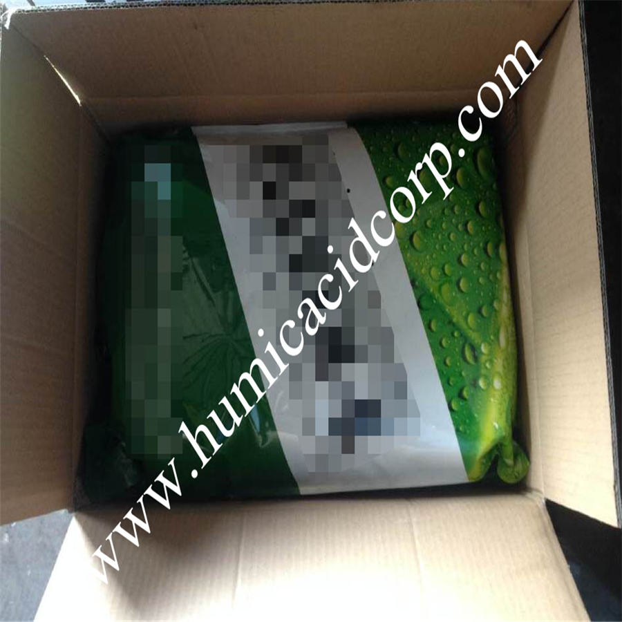 10kg packing of potassium humate