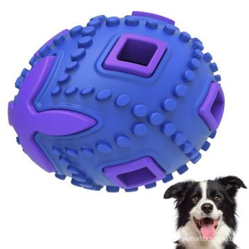 Игрушка для жевания собаки головоломка дозатор лакомств для яиц
