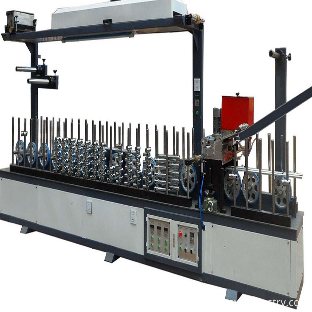 door frame wrapping machine