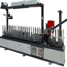 Porta de PVC WPC que faz a máquina