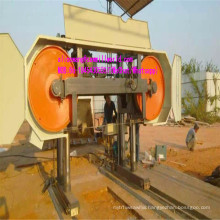 Large Bandsaw Horizontal Sawmill Machine with Strong Practicality
