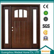 Personalizar Artesão porta de madeira da frente para Villa Project