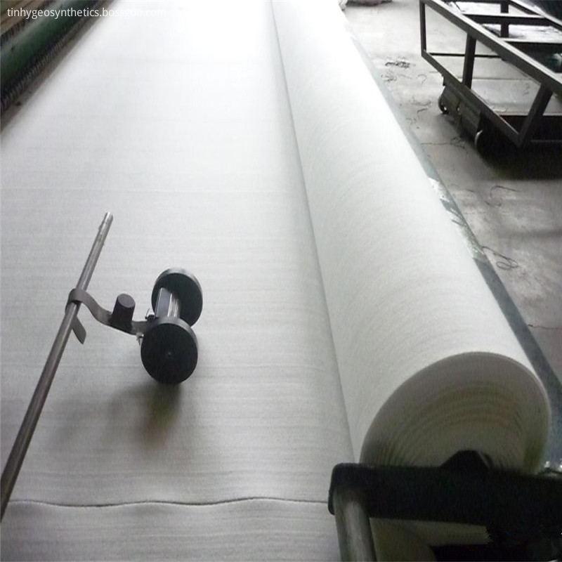 Geotextile Production