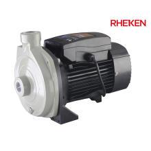 Pompe centrifuge électrique domestique monophasée puissante économiseuse d'énergie électrique de propulseur de rendement élevé