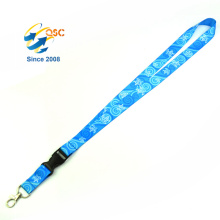 Usa Plastic Name Id Badge With Sublimation Lanyard Sale