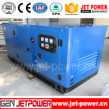 Fuel Less Weifang Ricardo Diesel Generator Set Soundproof Type