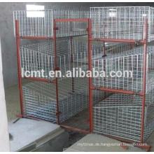 Huhn Verwenden Sie Stahl Material Schicht Ei Huhn Käfig für Geflügelfarm