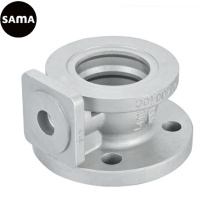 Stainless Steel Valve Body Casting with Precision Casting