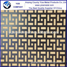 High quality Low Price perforated metal sheet for sale (Factory)