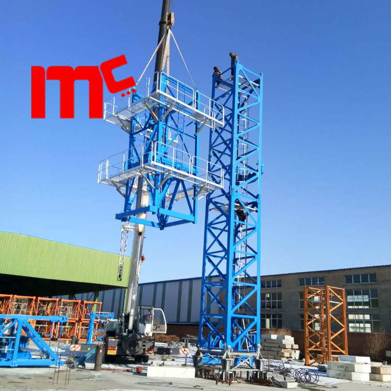 foundation mast frame