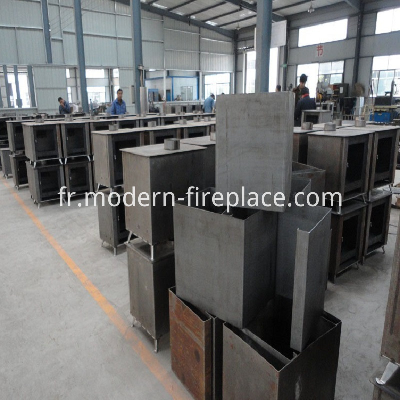 Heat Wood Stoves Production