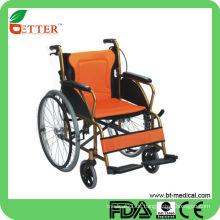 Aluminium manueller Rollstuhl