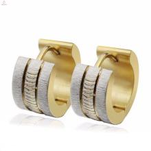 Venta caliente pendientes de oro diseños de catálogo con precio