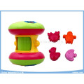 Rotary Drum Blocks Toys Plastic Educational Toys