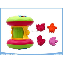 Rotary Drum Blocks Toys Plastic Educational Toys