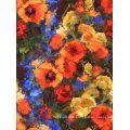 Blumen bedruckten Stoff für Bademode Stoff (ASQ066)