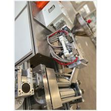 PE/EVA+ CaCO3 / Talc / TiO2 / Carbon Black Nature-Changing Lab Twin Screw Extruder Machine