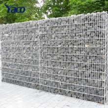 Оптовая цена 4х4 Гальванизированная сваренная Коробка gabion ячеистой сети