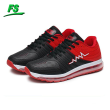 2017 High quality KPU Design Upper air sports running shoes