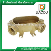 Alibaba china latest aluminium/brass sand casting part
