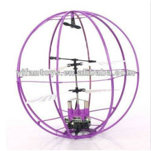 Outdoor Toys 2CH RC Space Flying Ball 6041B RC Flying UFO Toys with Price