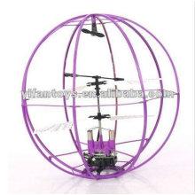 Открытый игрушки 2CH RC пространства Flying Ball 6041B RC летающие игрушки НЛО с ценой