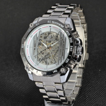 316L stainless steel Mineral Glass watches 3atm