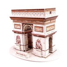 Arco de triunfo romano rompecabezas 3D