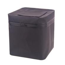 Schwarzes PVC-Quadrat-Fischen-Eimer-wasserdichtes trockenes Fass (YKY7303)