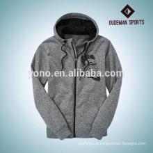 2016 presente de natal venda de natal OEM zipper hoodies moletom com capuz casaco com capuz