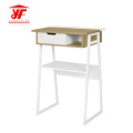 Hot Modern Standing Metal Frame Computer Desk