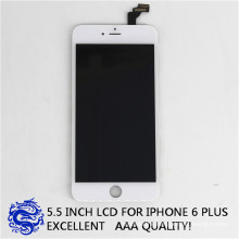 Factory Supplier! LCD Display Digitizer with Touch Screen Replacement Assembly for iPhone 6p