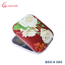 Beautiful Flower Red Makeup Mirrors on Sale