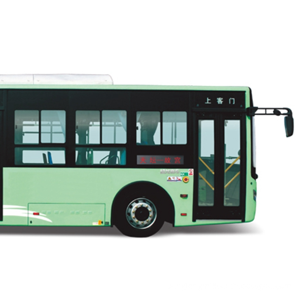 Electric City Bus 6