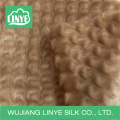 soft faux fur fabric for blankets, plush toy fabric