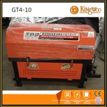 El rebar más nuevo de la barra de acero del diseño que endereza la máquina del cortador de KINGWOO MACHINERY