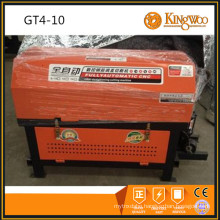 CNC Steel Bar Machine Electric Rebar Straightening Cutting Machine