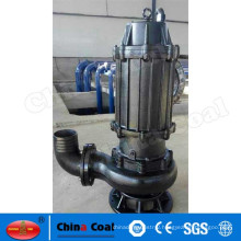 150ZJQ200-55-75kw submersible dewatering pump vertical centrifugal slurry pump