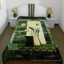 Manta nova dos cobertores do poliéster dos cobertores dos projetos novos