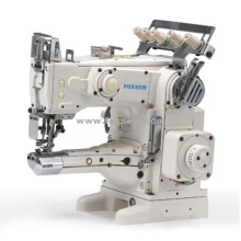 Feed-on Type Cylinder Bed Interlock Sewing Machine
