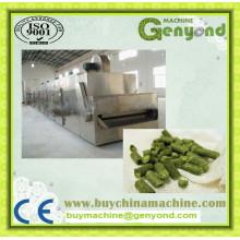 Máquina de secado de lúpulo de acero inoxidable