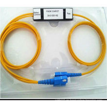 2 canales Wdm / CWDM / DWDM Longitud de onda Multiplex