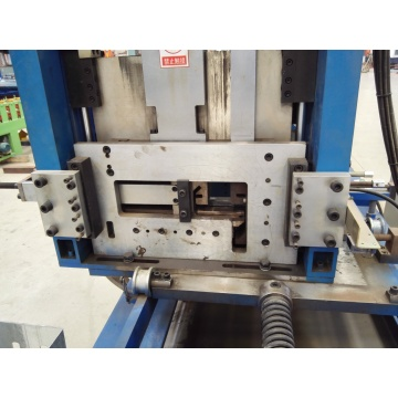 Purlin Roll Forming Machine para C / Z 100-300mm