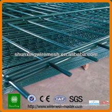 Alibaba China Trade Assurance Steel Clôture à double fil, téléphone portable 008618953732855